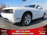 2013 Bright White Dodge Challenger SXT Plus #74157018