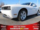 2013 Bright White Dodge Challenger SXT #74157017