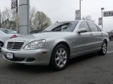 2004 Brilliant Silver Metallic Mercedes-Benz S 430 4Matic Sedan #7396609