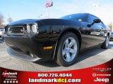 2013 Pitch Black Dodge Challenger R/T #74157014