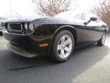 2013 Pitch Black Dodge Challenger SXT #74157012