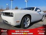 2013 Bright White Dodge Challenger SXT #74157008