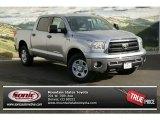 2013 Silver Sky Metallic Toyota Tundra CrewMax 4x4 #74156621