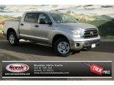 2013 Silver Sky Metallic Toyota Tundra CrewMax 4x4 #74156620