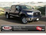 2013 Nautical Blue Metallic Toyota Tundra SR5 CrewMax 4x4 #74156618