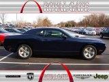 2013 Jazz Blue Pearl Dodge Challenger SXT #74156738