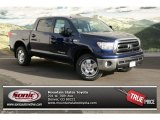 2013 Nautical Blue Metallic Toyota Tundra TRD CrewMax 4x4 #74156616