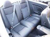 2013 Chrysler 200 S Convertible Rear Seat