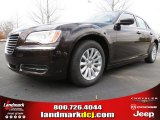 2013 Luxury Brown Pearl Chrysler 300  #74156989