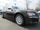 2013 Chrysler 300 Luxury Brown Pearl