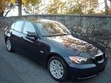 2006 Monaco Blue Metallic BMW 3 Series 325i Sedan #734166