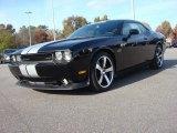 2013 Pitch Black Dodge Challenger SRT8 392 #74156863