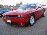 2013 Redline 3-Coat Pearl Dodge Challenger R/T #74156861