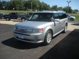2010 Ingot Silver Metallic Ford Flex SEL AWD #74157513
