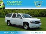 2011 Summit White Chevrolet Suburban LT #74157510