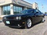 2013 Pitch Black Dodge Challenger R/T #74156848