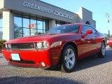 2013 Redline 3-Coat Pearl Dodge Challenger R/T #74156838