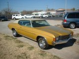 1972 Chevrolet Chevelle Placer Gold