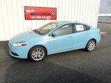2013 Laguna Blue Dodge Dart SXT #74217944