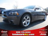 2013 Granite Crystal Dodge Charger R/T #74217639