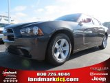 2013 Granite Crystal Dodge Charger SXT #74217634