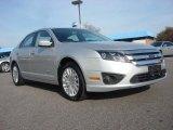 2010 Brilliant Silver Metallic Ford Fusion Hybrid #74217497