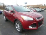 2013 Ruby Red Metallic Ford Escape SEL 1.6L EcoBoost 4WD #74217615