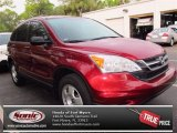 2010 Tango Red Pearl Honda CR-V LX #74217492