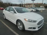 2013 Oxford White Ford Fusion SE 1.6 EcoBoost #74217612
