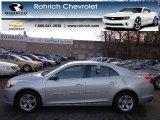 2013 Silver Ice Metallic Chevrolet Malibu LS #74217916