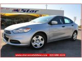2013 Bright Silver Metallic Dodge Dart SE #74217772