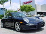2007 Midnight Blue Metallic Porsche 911 Carrera S Coupe #7390378
