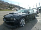 2011 Ebony Black Ford Mustang GT Convertible #74217768