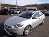 2013 Bright Silver Metallic Dodge Dart SE #74217762