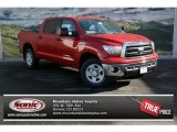 2013 Barcelona Red Metallic Toyota Tundra CrewMax 4x4 #74217461