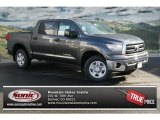 2013 Magnetic Gray Metallic Toyota Tundra CrewMax 4x4 #74217457