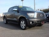 2011 Magnetic Gray Metallic Toyota Tundra Limited CrewMax 4x4 #74217528