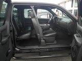 2008 Chevrolet Silverado 1500 LS Extended Cab Ebony Interior