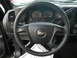 2008 Chevrolet Silverado 1500 LS Extended Cab Steering Wheel