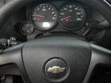 2008 Chevrolet Silverado 1500 LS Extended Cab Gauges