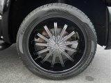 2008 Chevrolet Silverado 1500 LS Extended Cab Custom Wheels