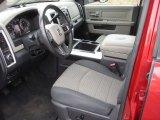 2010 Dodge Ram 3500 Big Horn Edition Mega Cab 4x4 Dark Slate/Medium Graystone Interior