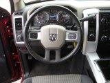2010 Dodge Ram 3500 Big Horn Edition Mega Cab 4x4 Steering Wheel