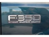 1999 Ford F350 Super Duty Lariat SuperCab 4x4 Marks and Logos