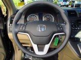 2010 Honda CR-V EX Steering Wheel