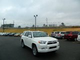 2013 Blizzard White Pearl Toyota 4Runner Limited 4x4 #74256365