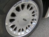 Lincoln Town Car 2002 Wheels and Tires