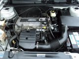 2002 Pontiac Grand Am Engines