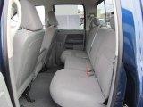 2007 Dodge Ram 1500 Thunder Road Quad Cab 4x4 Rear Seat