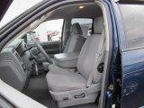 2007 Dodge Ram 1500 Thunder Road Quad Cab 4x4 Medium Slate Gray Interior